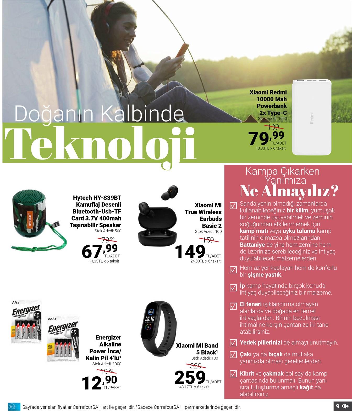01.04.2021 CarrefourSA broşürü 9. sayfa