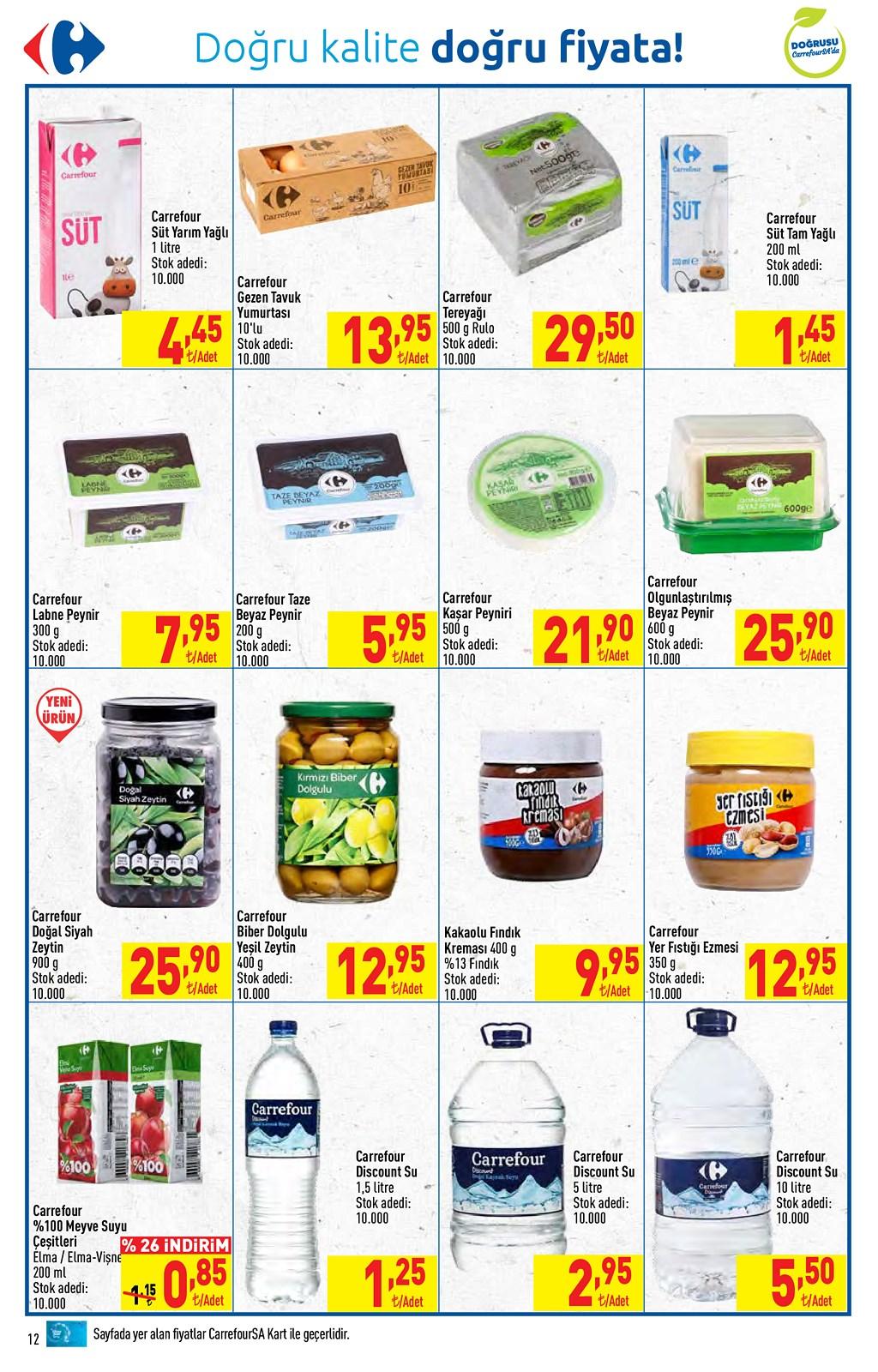 01.06.2021 CarrefourSA broşürü 12. sayfa
