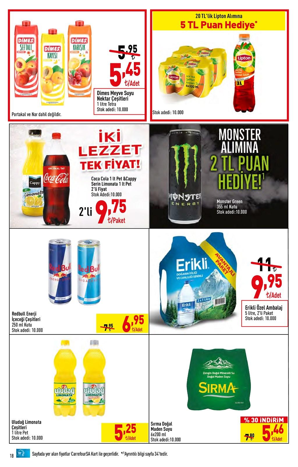 01.06.2021 CarrefourSA broşürü 18. sayfa