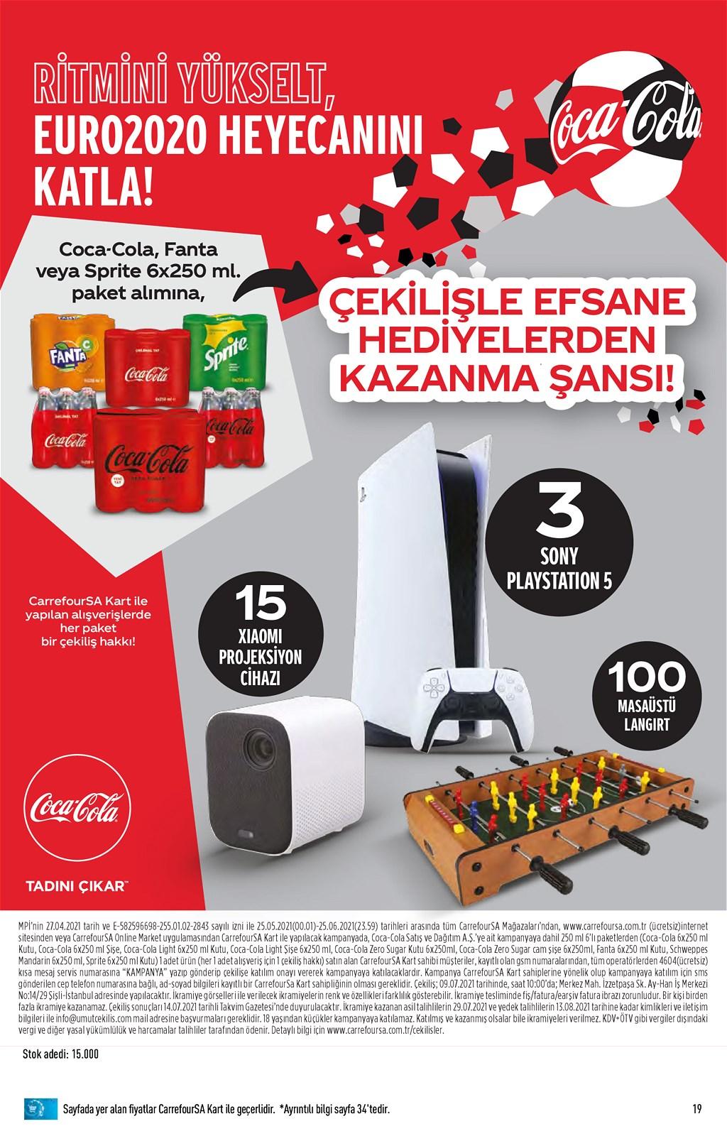 01.06.2021 CarrefourSA broşürü 19. sayfa