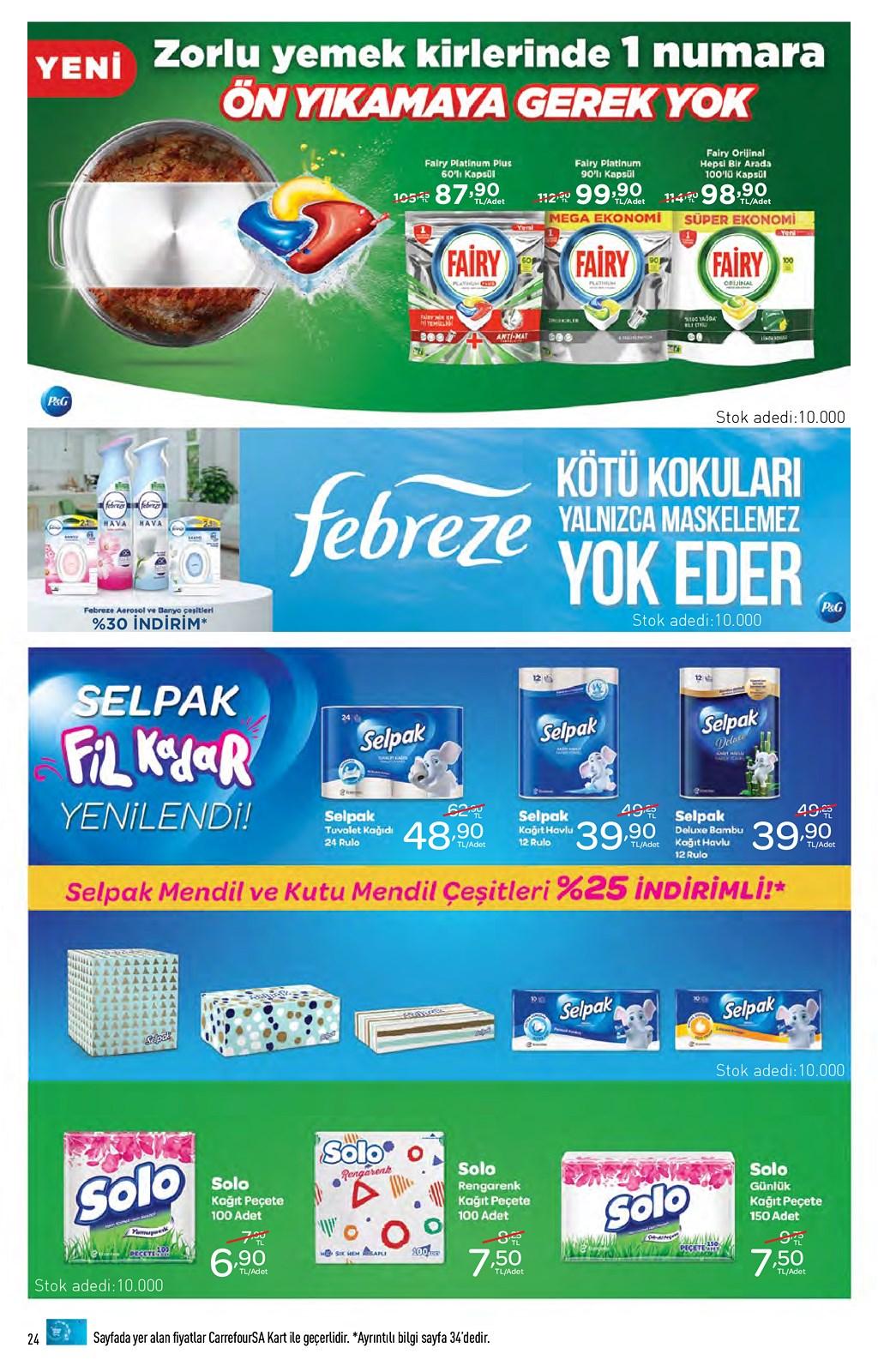 01.06.2021 CarrefourSA broşürü 24. sayfa