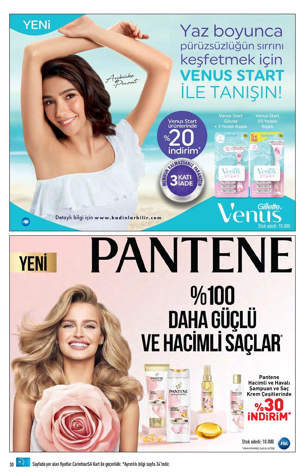 01.06.2021 CarrefourSA broşürü 30. sayfa