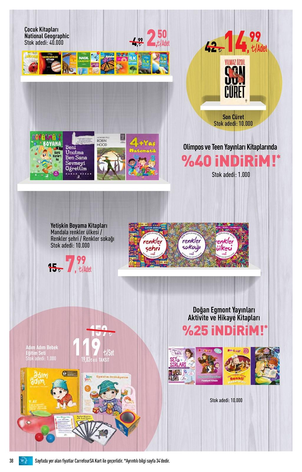 01.06.2021 CarrefourSA broşürü 38. sayfa