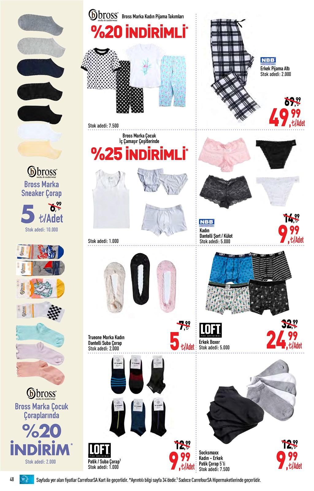01.06.2021 CarrefourSA broşürü 48. sayfa