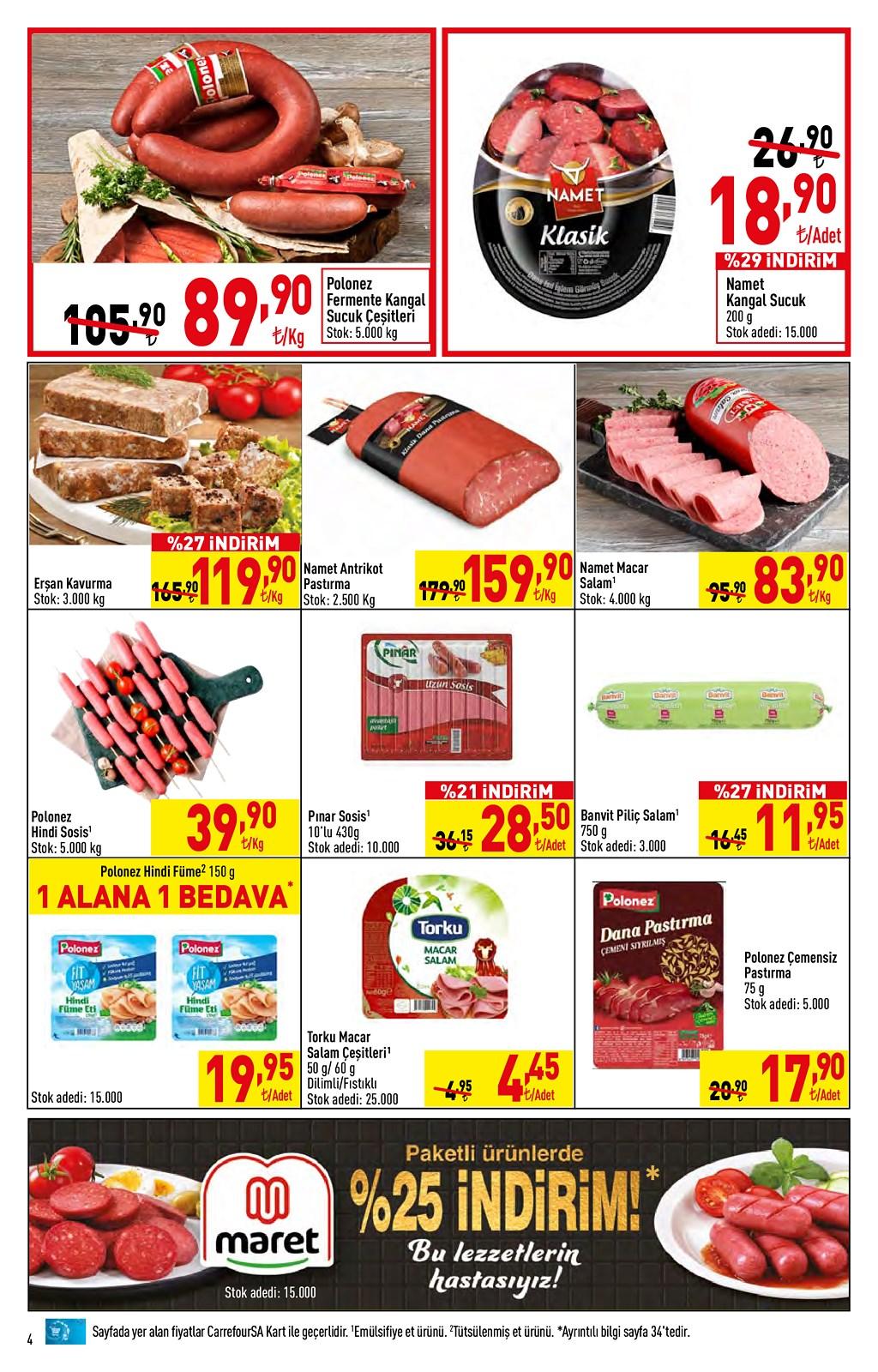 01.06.2021 CarrefourSA broşürü 4. sayfa