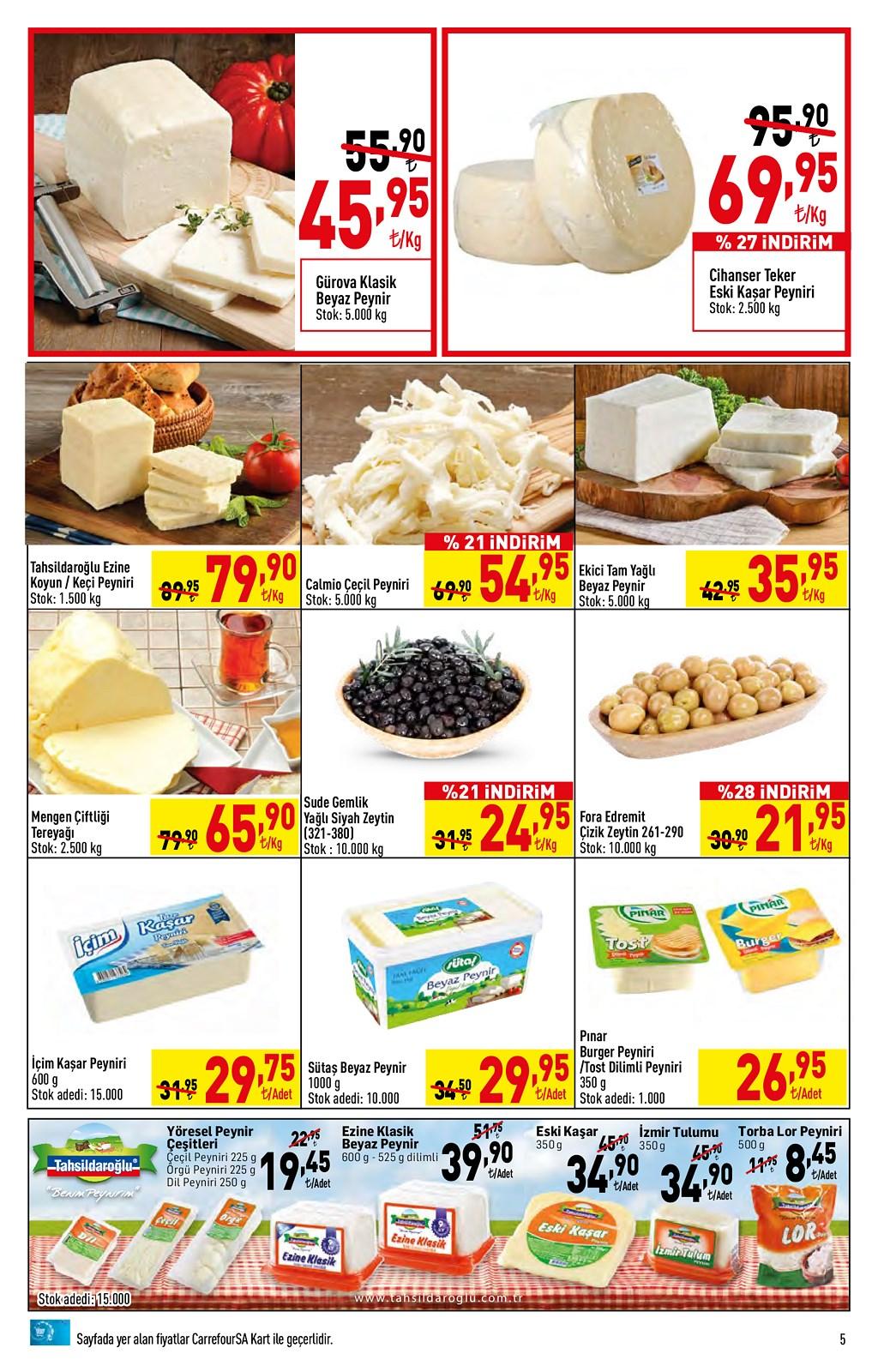 01.06.2021 CarrefourSA broşürü 5. sayfa