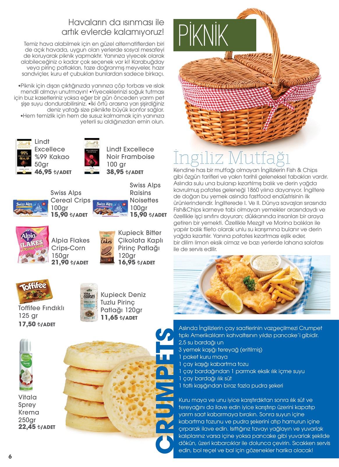 01.06.2021 CarrefourSA broşürü 6. sayfa