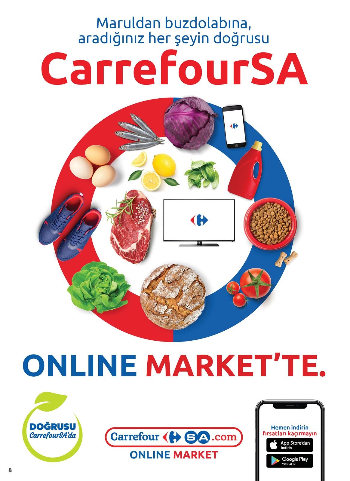 01.06.2021 CarrefourSA broşürü 8. sayfa