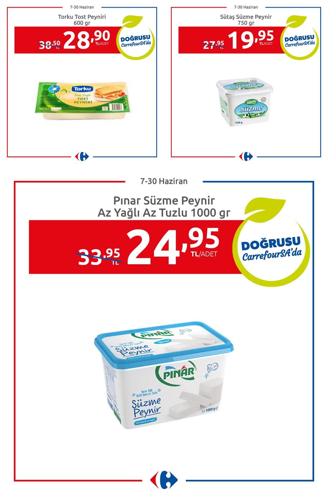 07.06.2021 CarrefourSA broşürü 1. sayfa