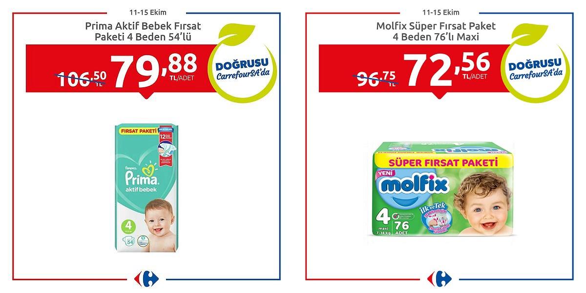 11.10.2021 CarrefourSA broşürü 1. sayfa