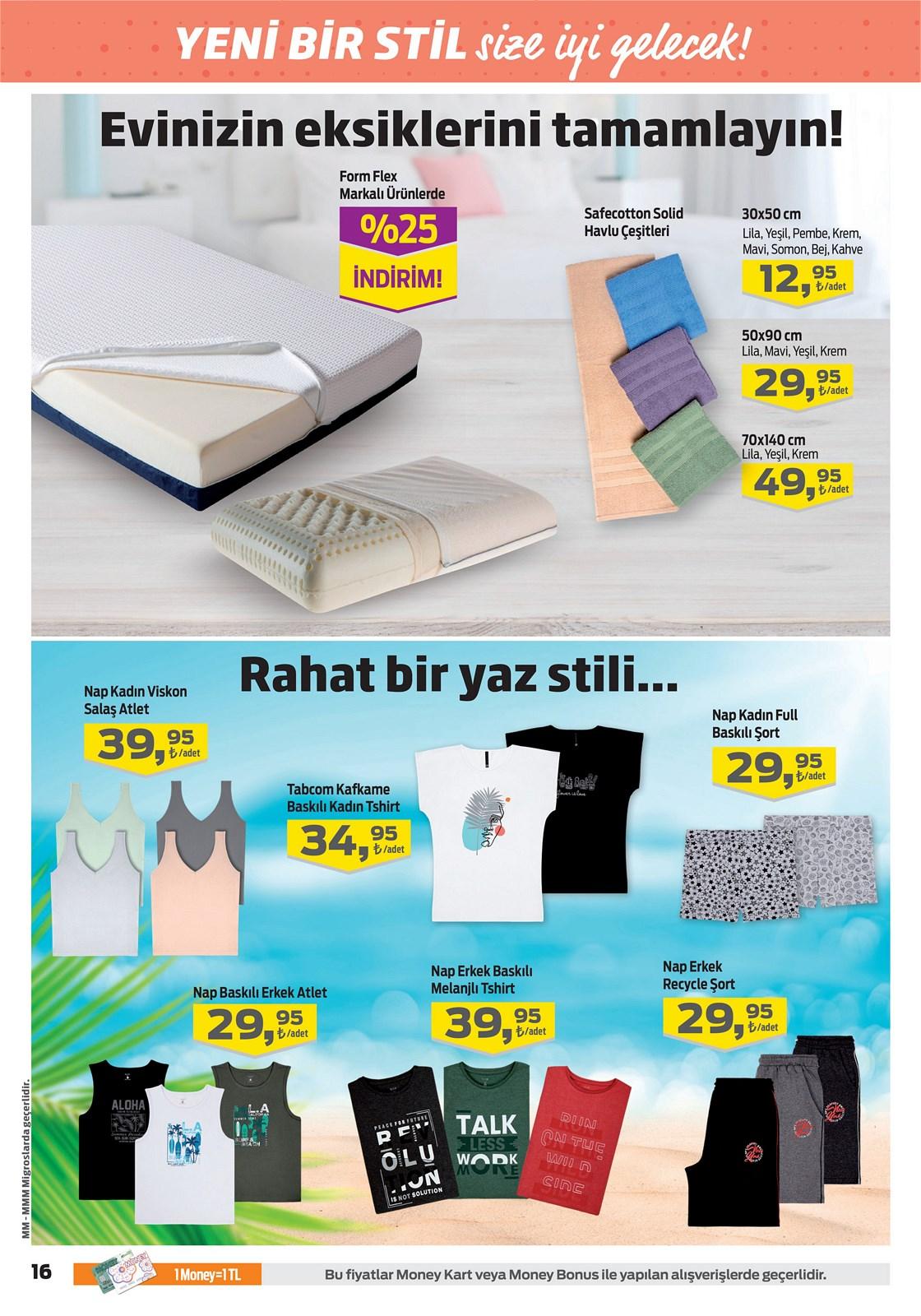 03.06.2021 Migros broşürü 16. sayfa