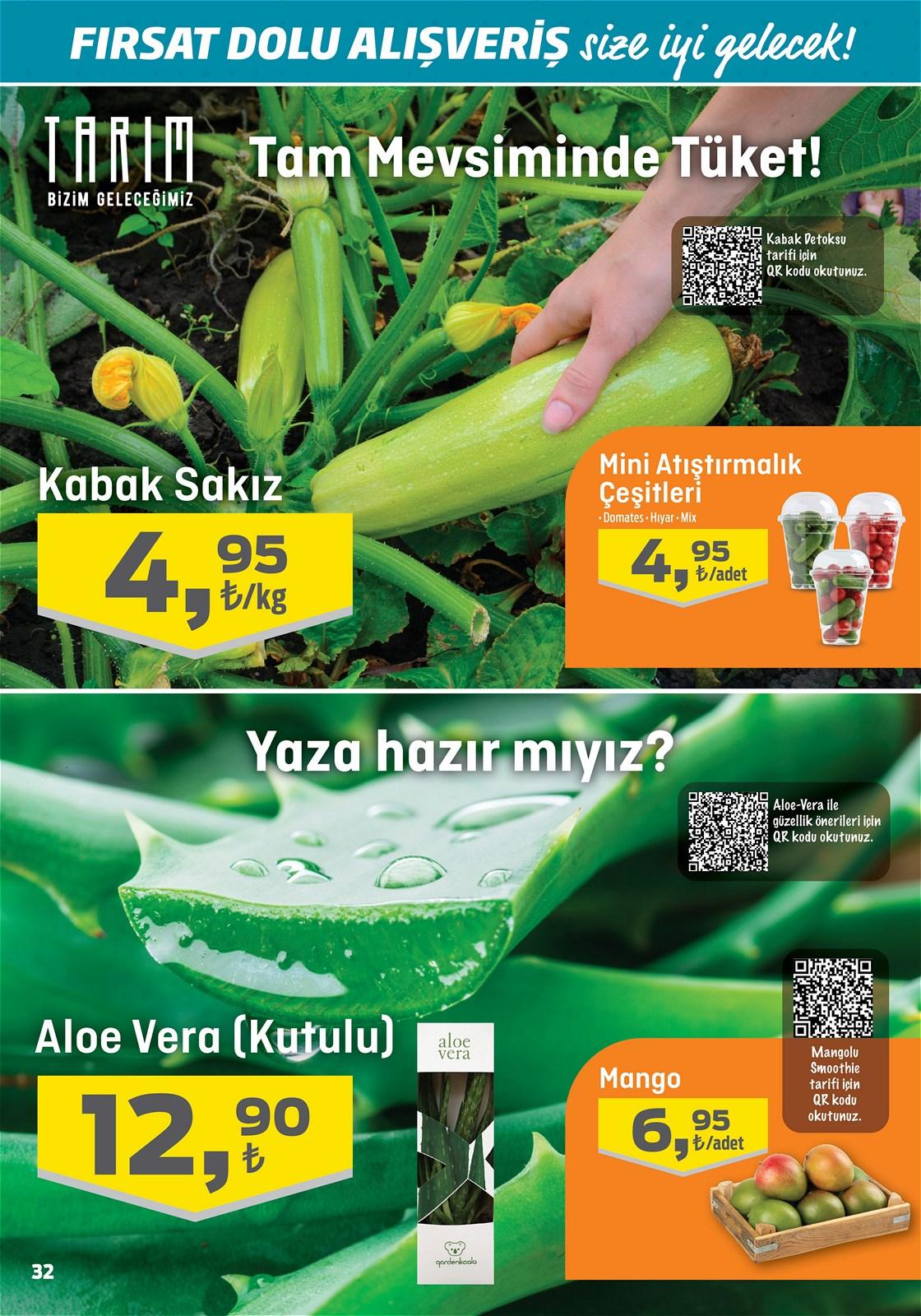 03.06.2021 Migros broşürü 32. sayfa