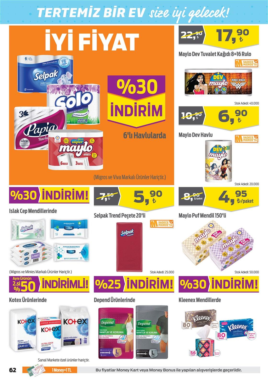 03.06.2021 Migros broşürü 62. sayfa