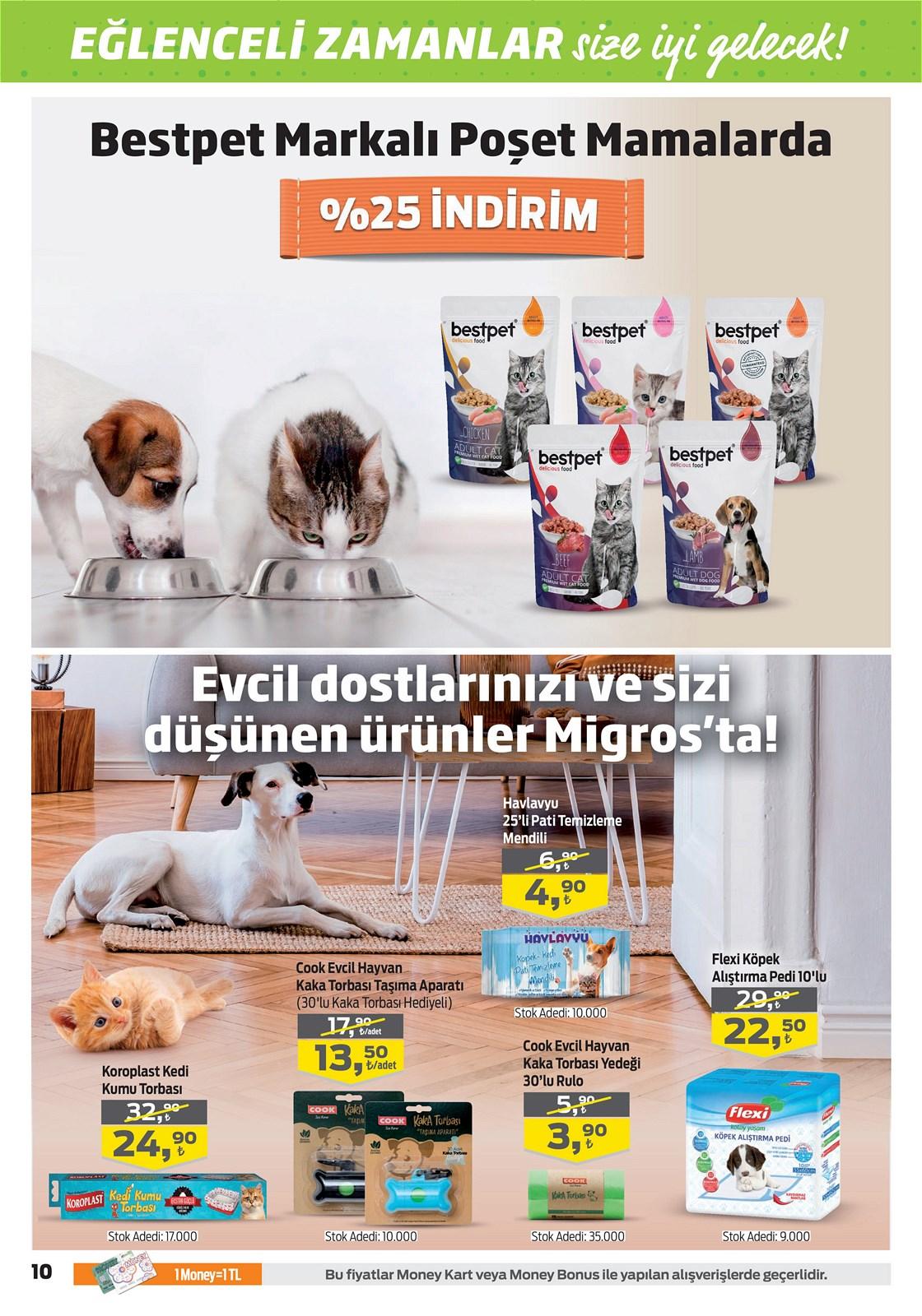 03.06.2021 Migros broşürü 10. sayfa