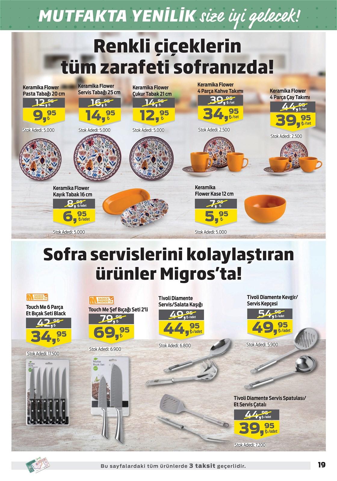 07.10.2021 Migros broşürü 19. sayfa