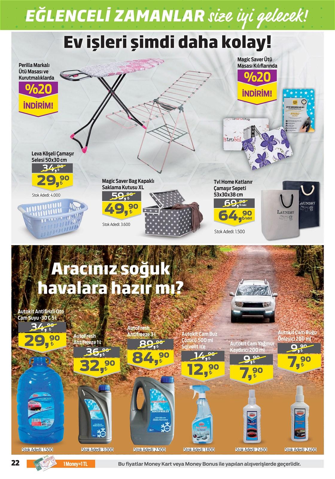 07.10.2021 Migros broşürü 22. sayfa