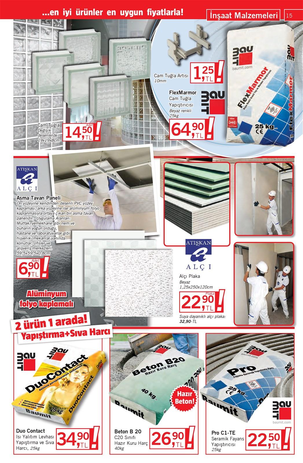 09.01.2021 Bauhaus broşürü 15. sayfa