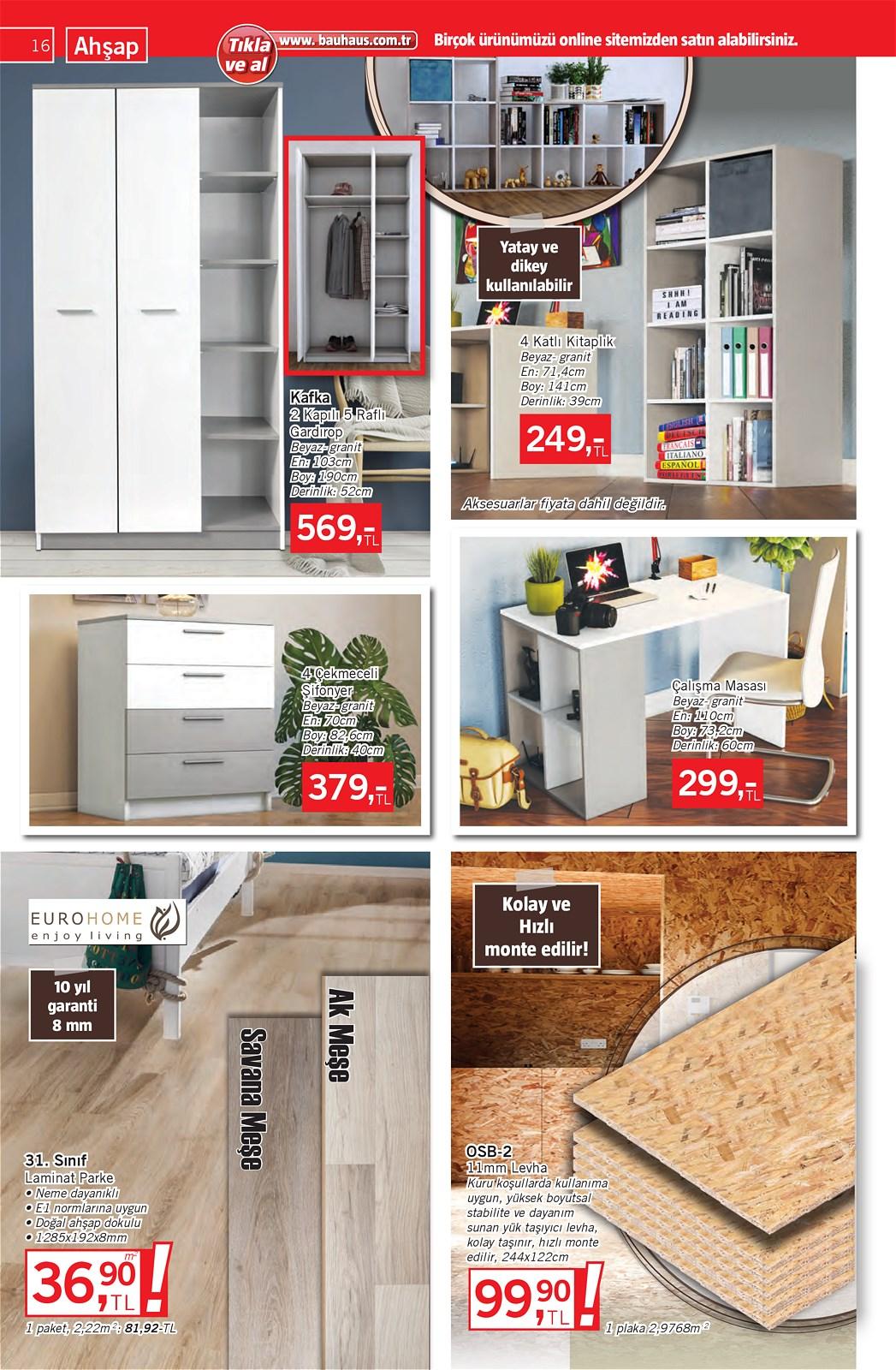 09.01.2021 Bauhaus broşürü 16. sayfa