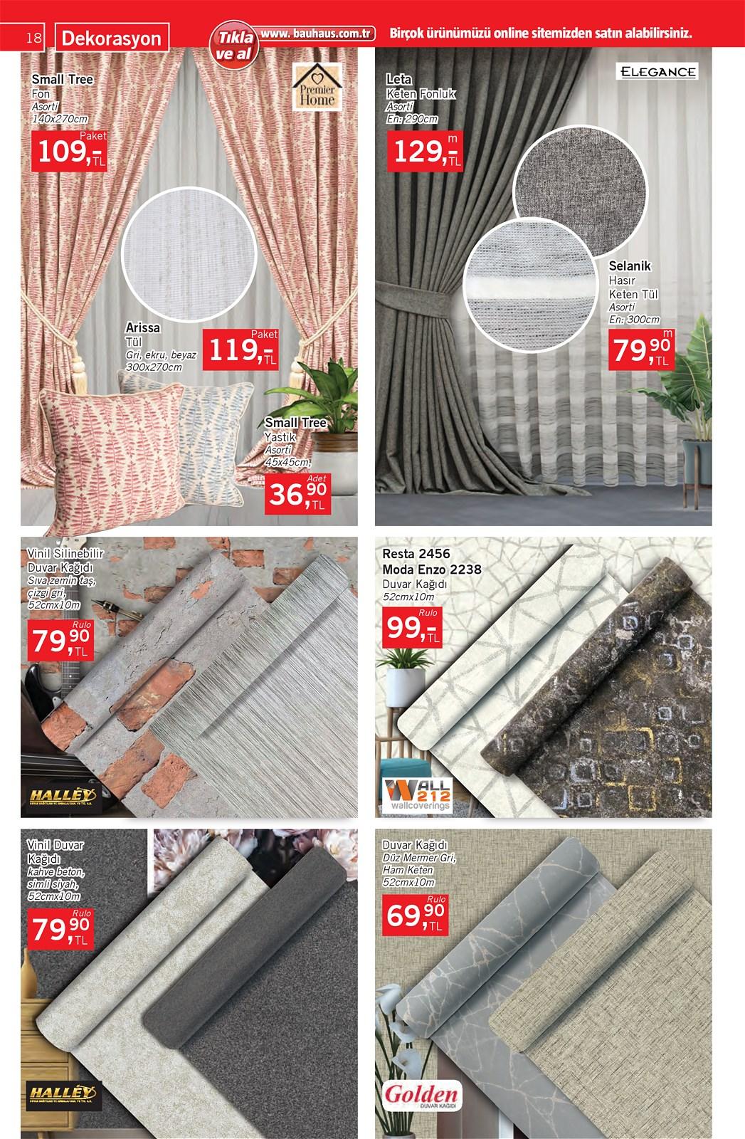 09.01.2021 Bauhaus broşürü 18. sayfa