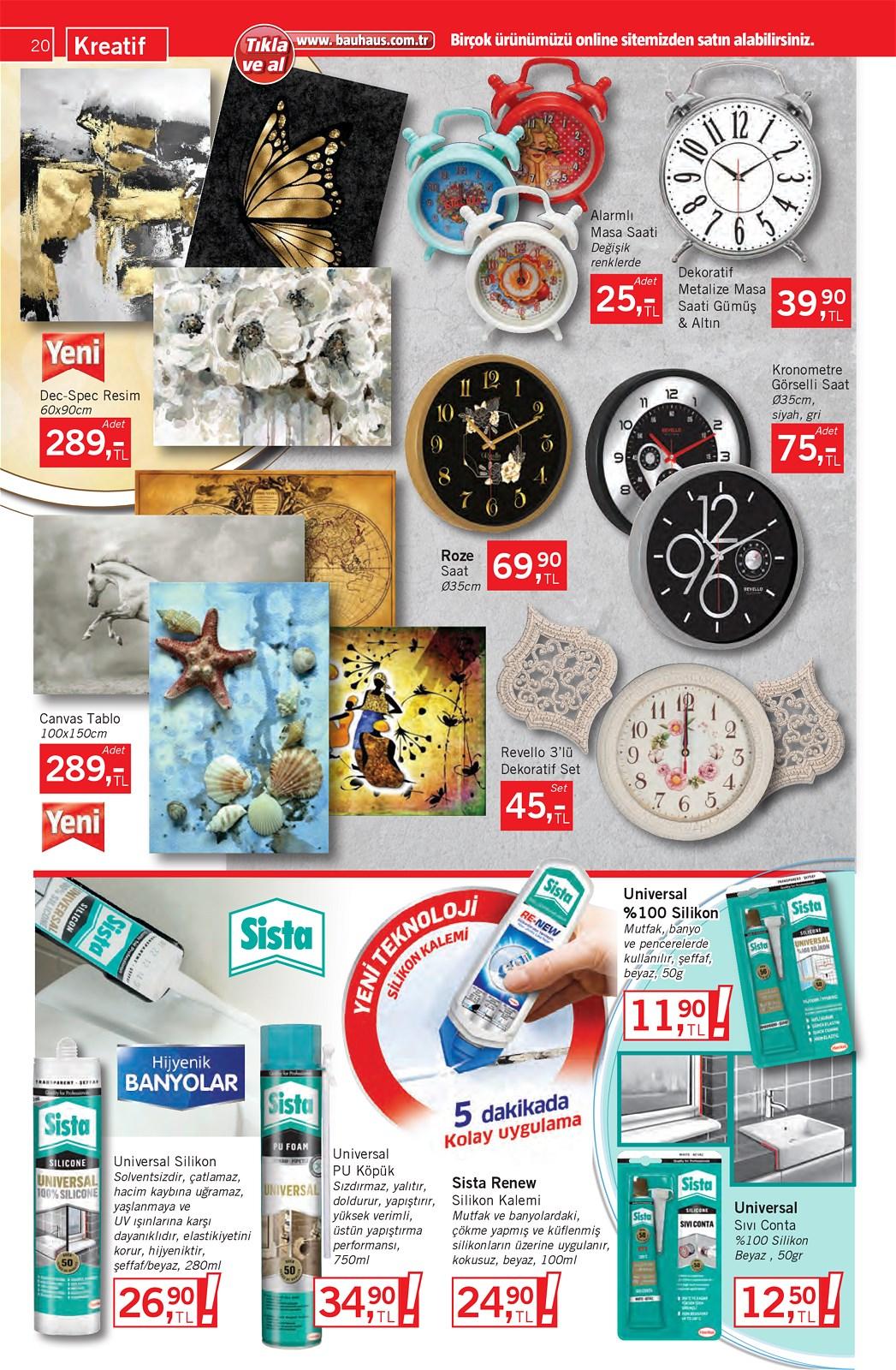 09.01.2021 Bauhaus broşürü 20. sayfa