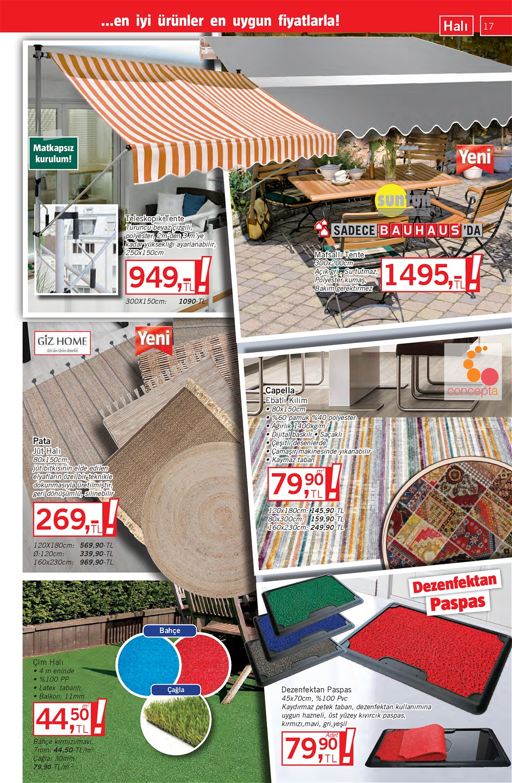 29.05.2021 Bauhaus broşürü 17. sayfa