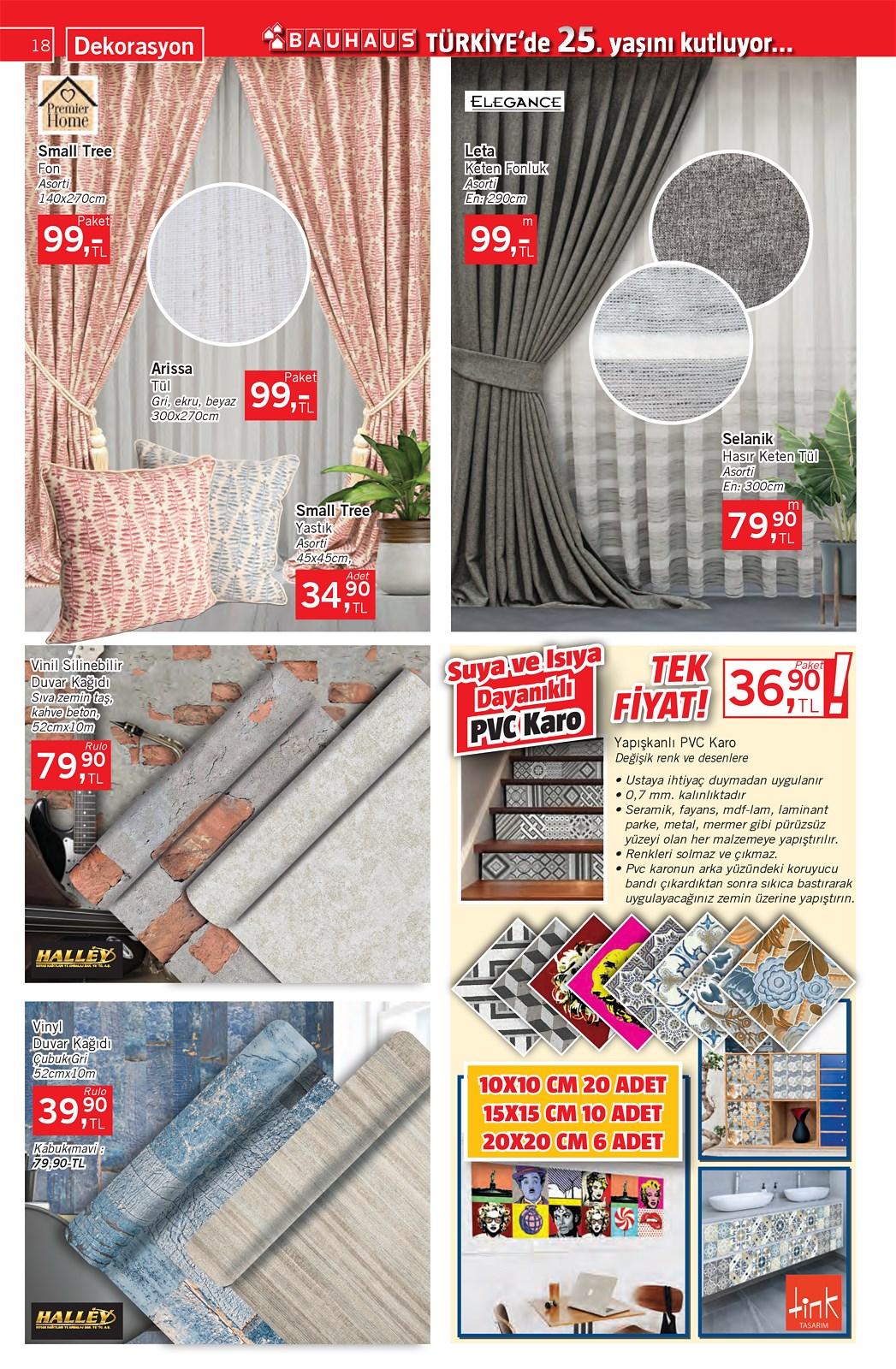 29.05.2021 Bauhaus broşürü 18. sayfa
