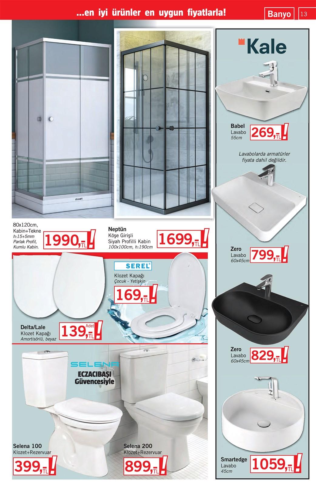 25.09.2021 Bauhaus broşürü 13. sayfa