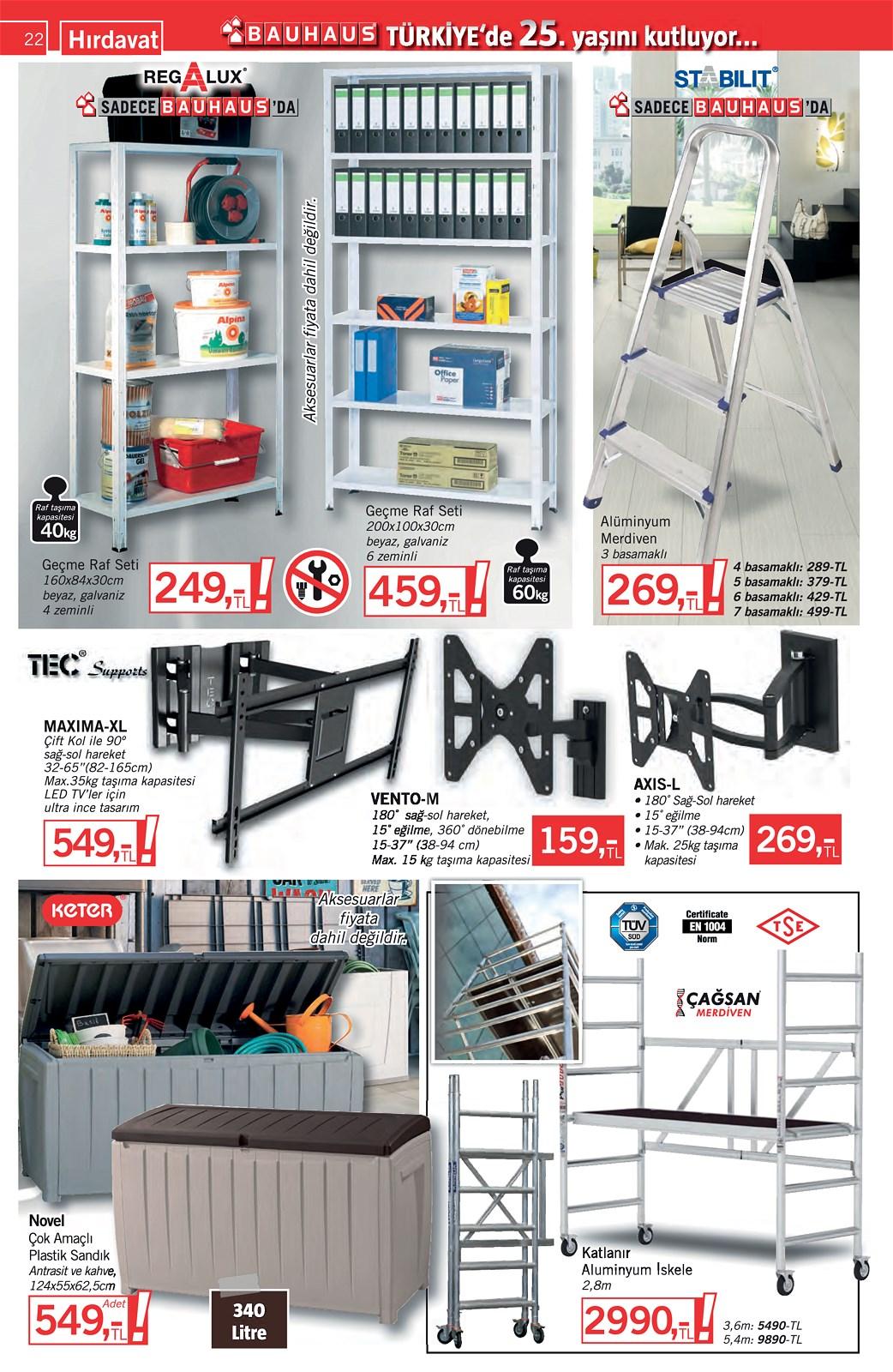 25.09.2021 Bauhaus broşürü 22. sayfa