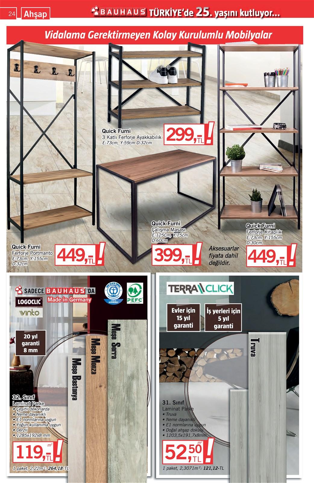 25.09.2021 Bauhaus broşürü 24. sayfa