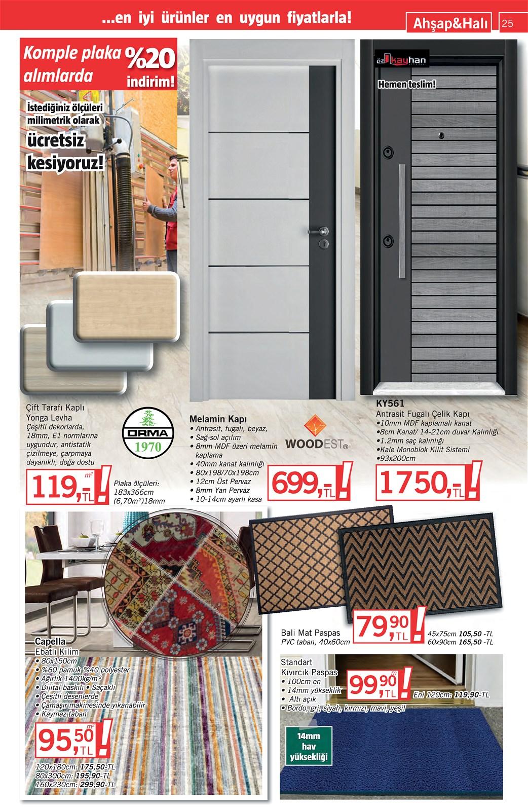 25.09.2021 Bauhaus broşürü 25. sayfa