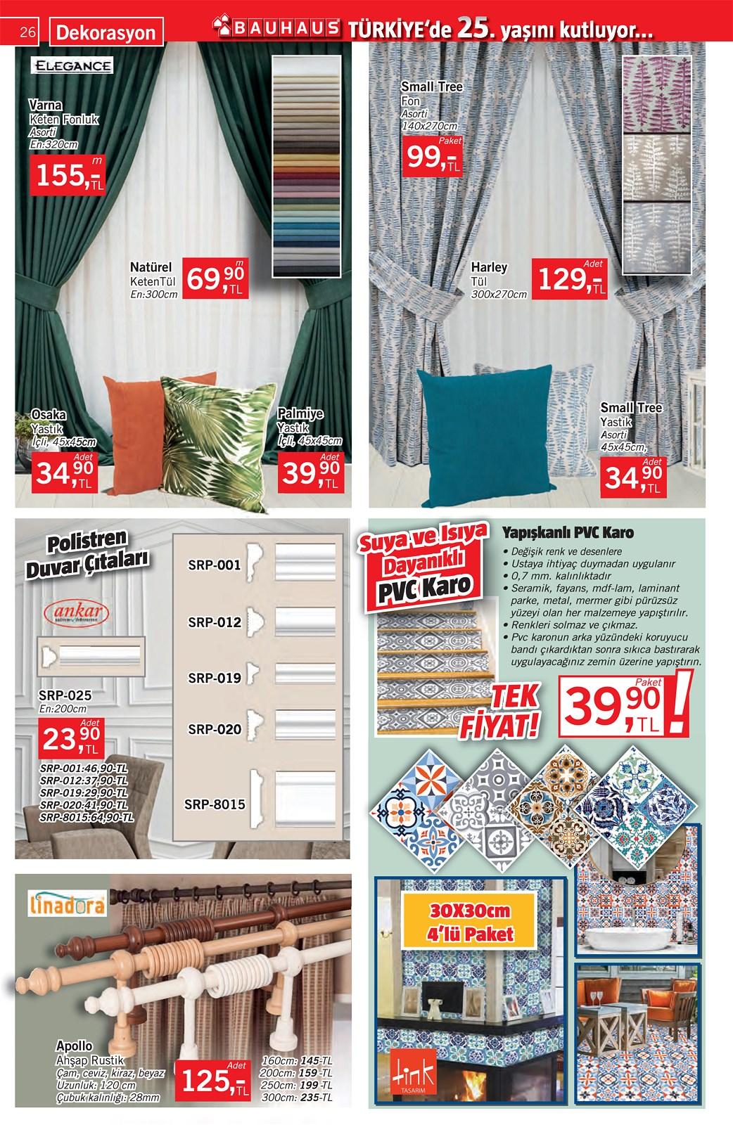 25.09.2021 Bauhaus broşürü 26. sayfa
