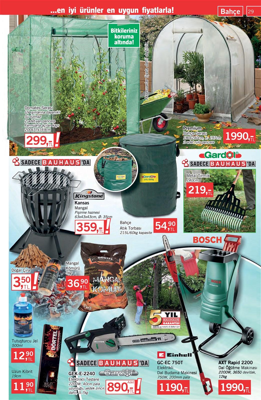 25.09.2021 Bauhaus broşürü 29. sayfa