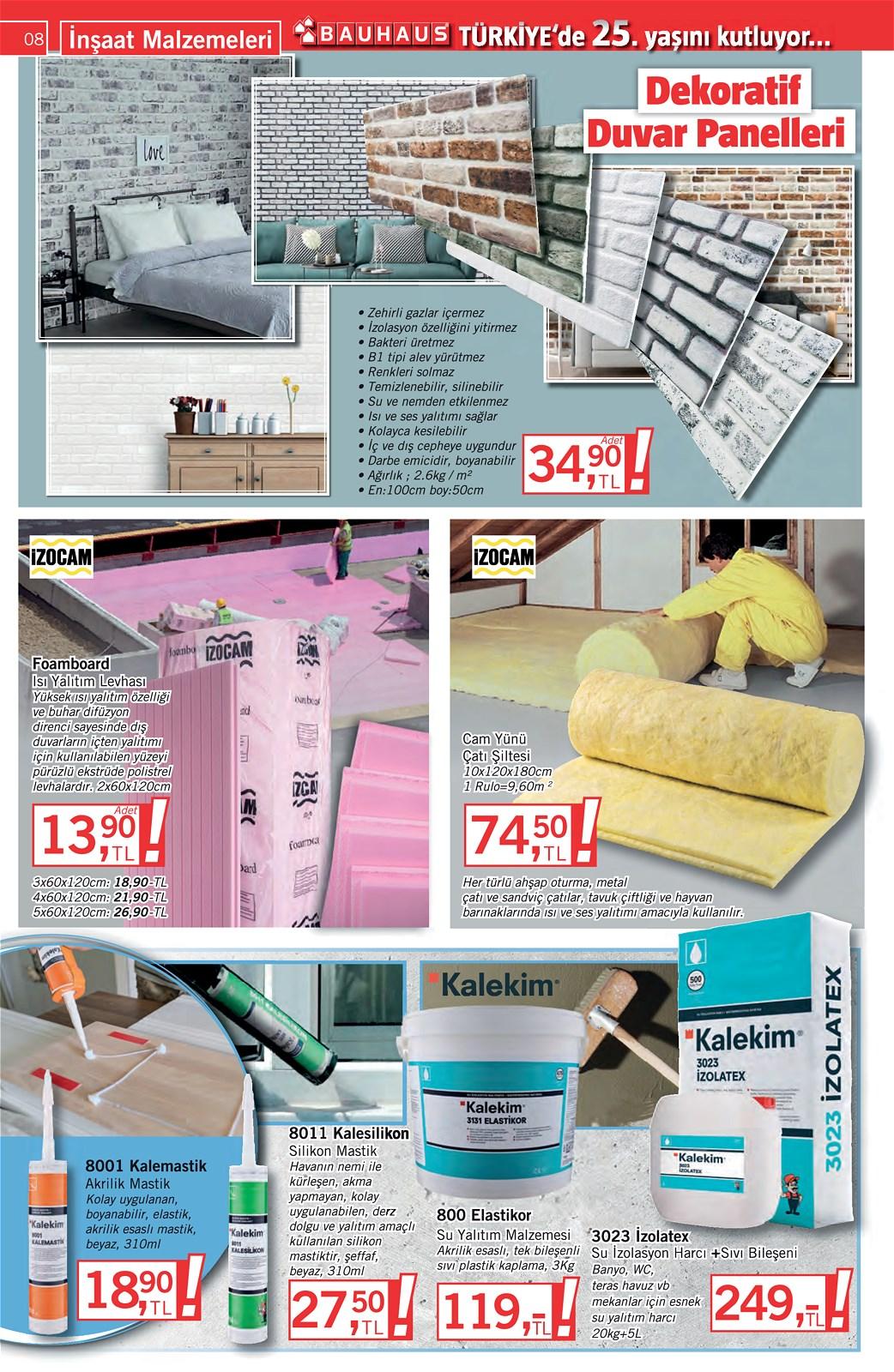 25.09.2021 Bauhaus broşürü 8. sayfa
