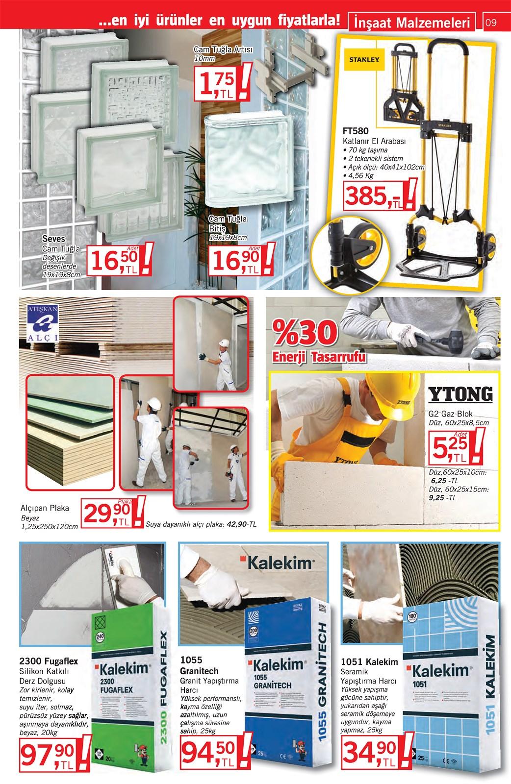 25.09.2021 Bauhaus broşürü 9. sayfa