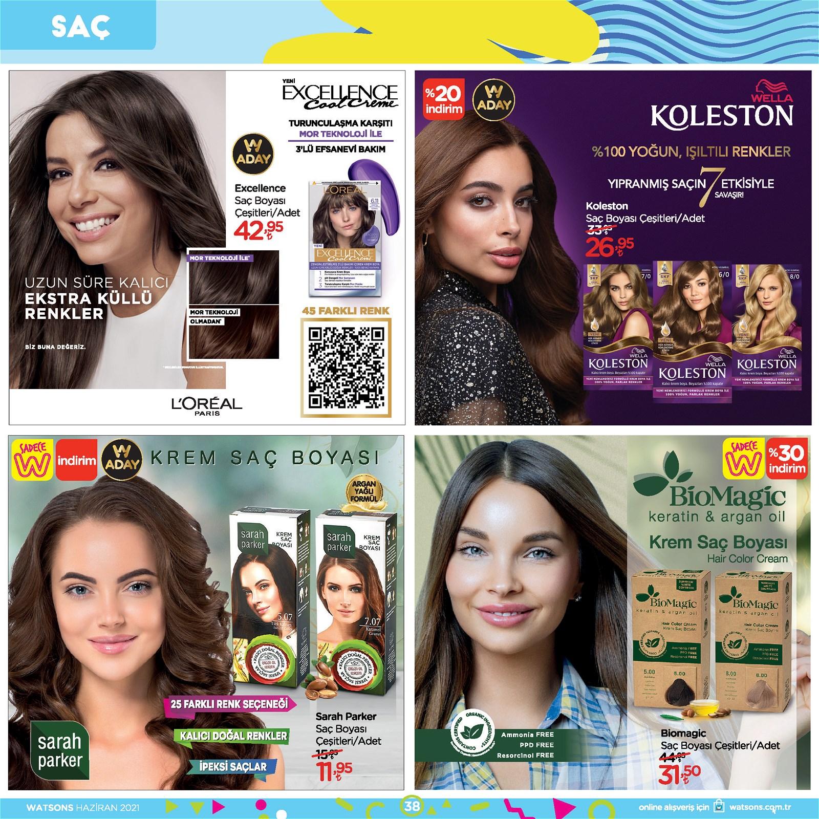 07.06.2021 Watsons broşürü 40. sayfa