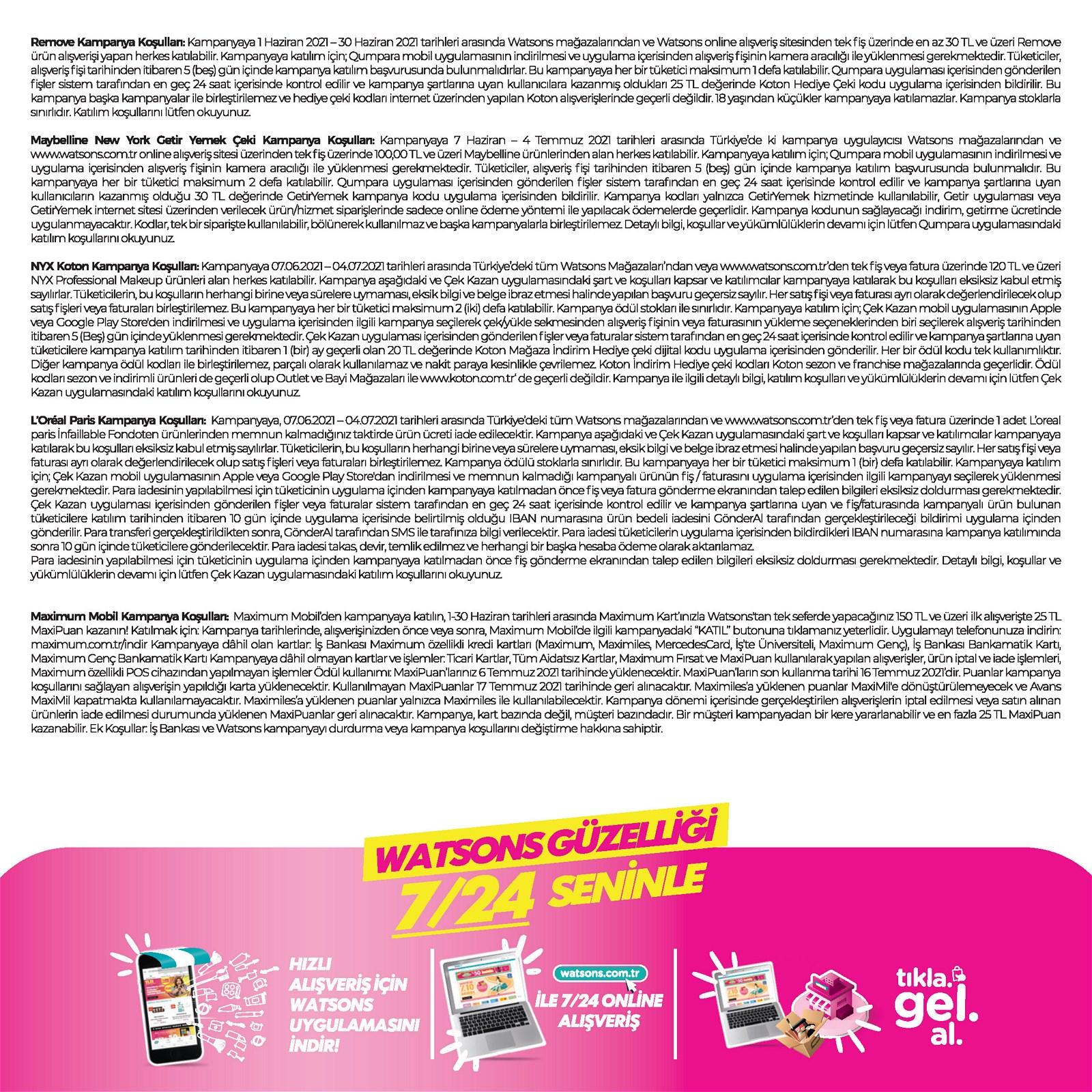 07.06.2021 Watsons broşürü 51. sayfa