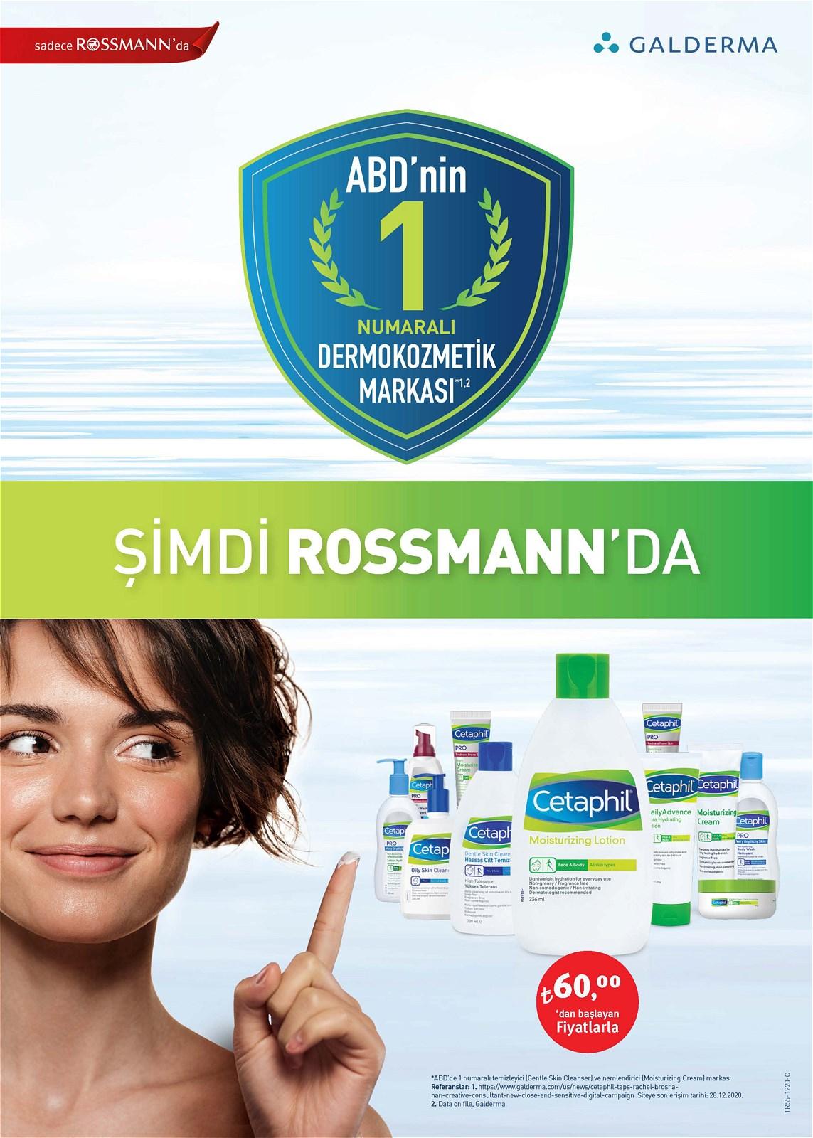 04.01.2021 Rossmann broşürü 19. sayfa