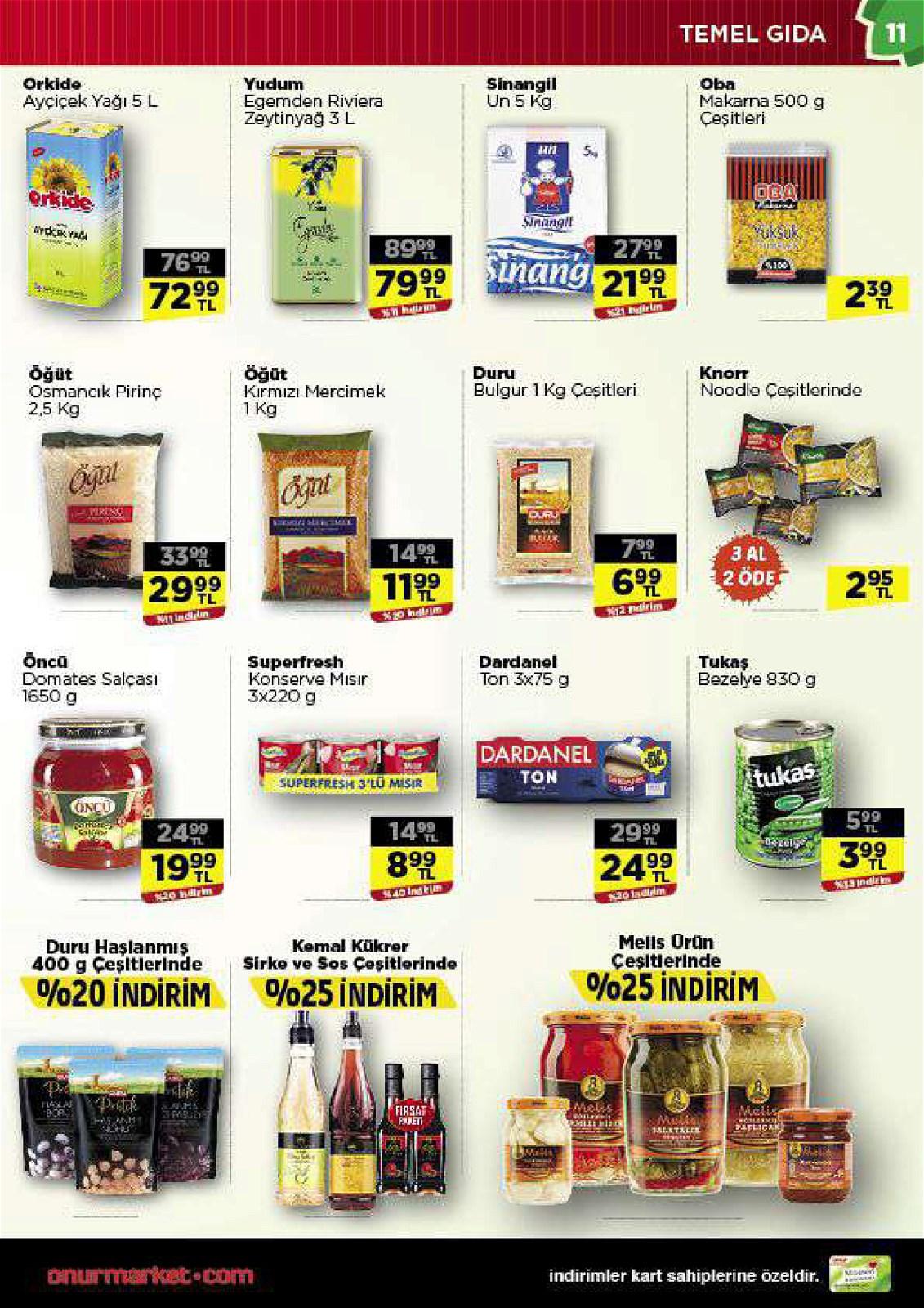 03.06.2021 Onur Market broşürü 11. sayfa