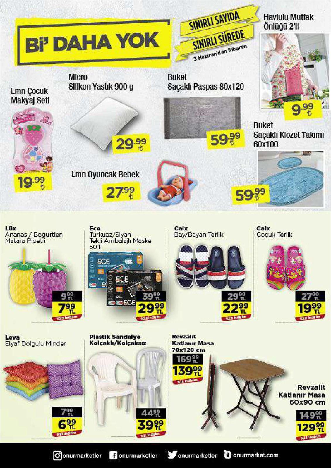 03.06.2021 Onur Market broşürü 16. sayfa