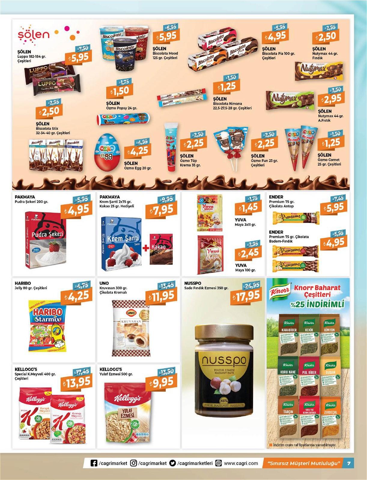 05.06.2021 Çağrı Hipermarket broşürü 7. sayfa