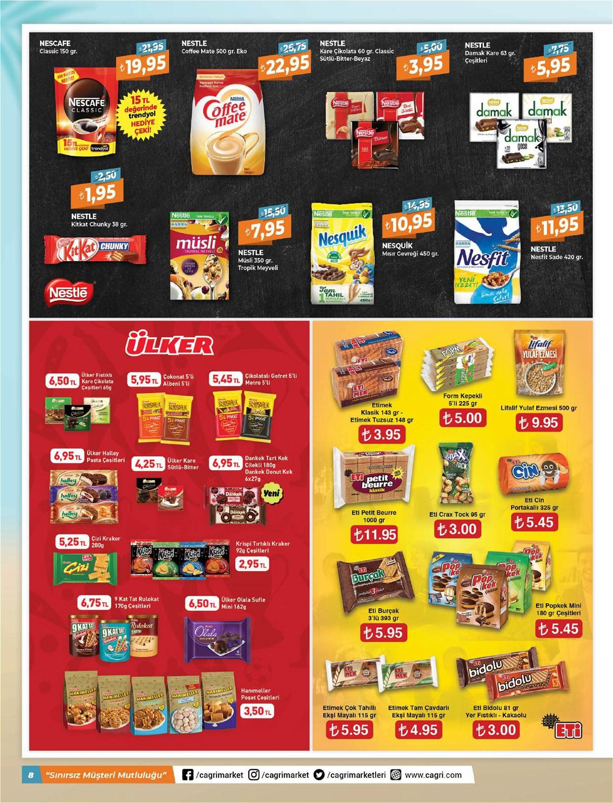 05.06.2021 Çağrı Hipermarket broşürü 8. sayfa