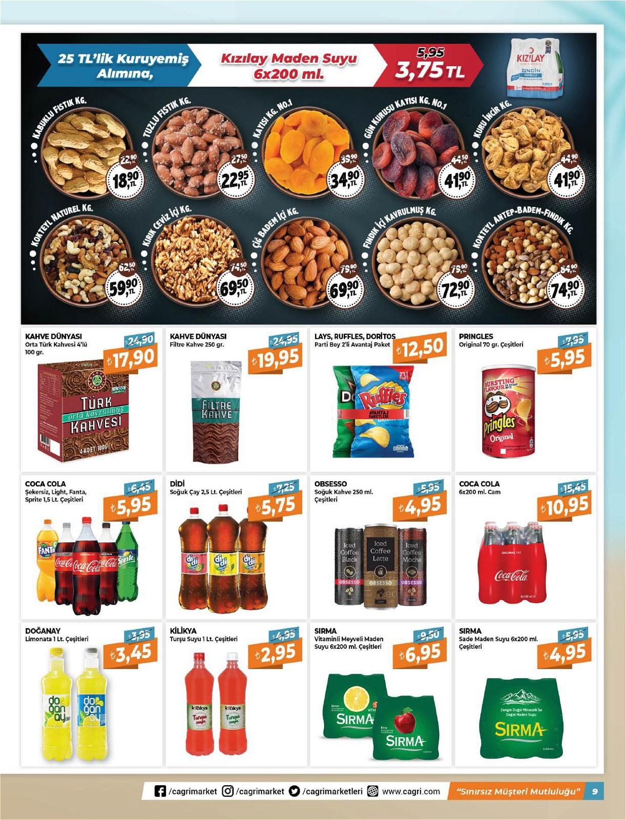 05.06.2021 Çağrı Hipermarket broşürü 9. sayfa