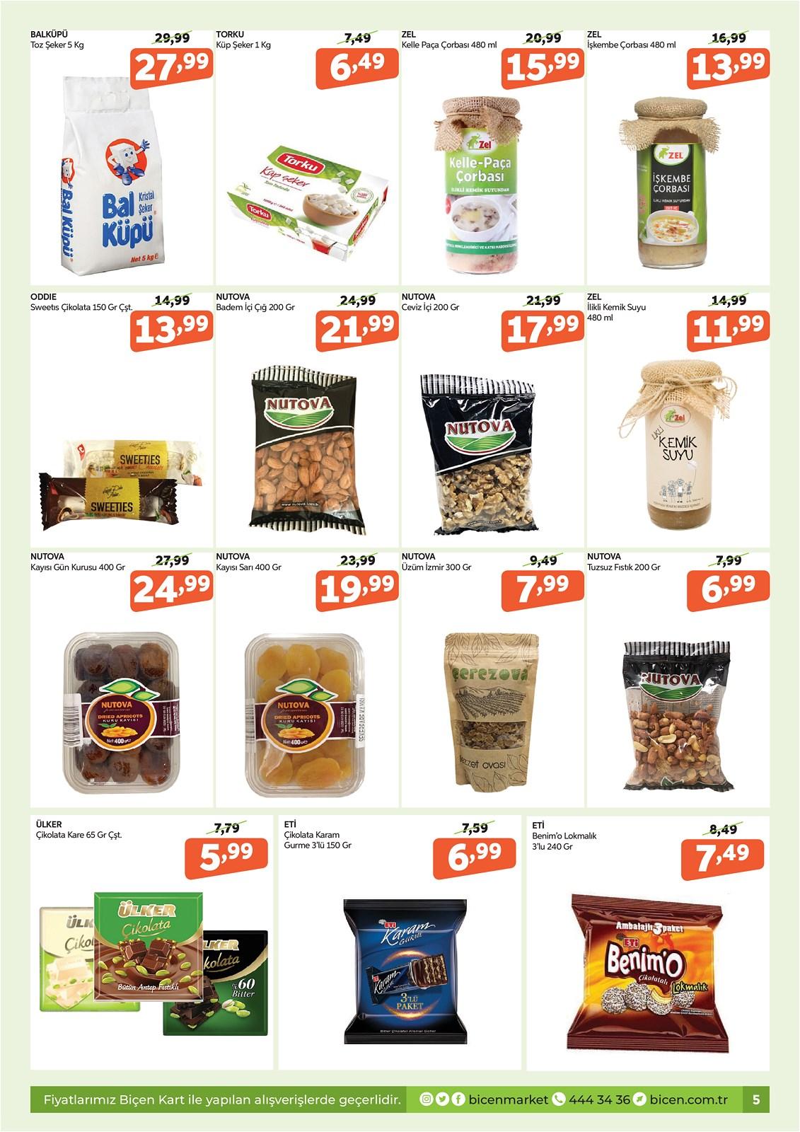 07.10.2021 Biçen Market broşürü 5. sayfa