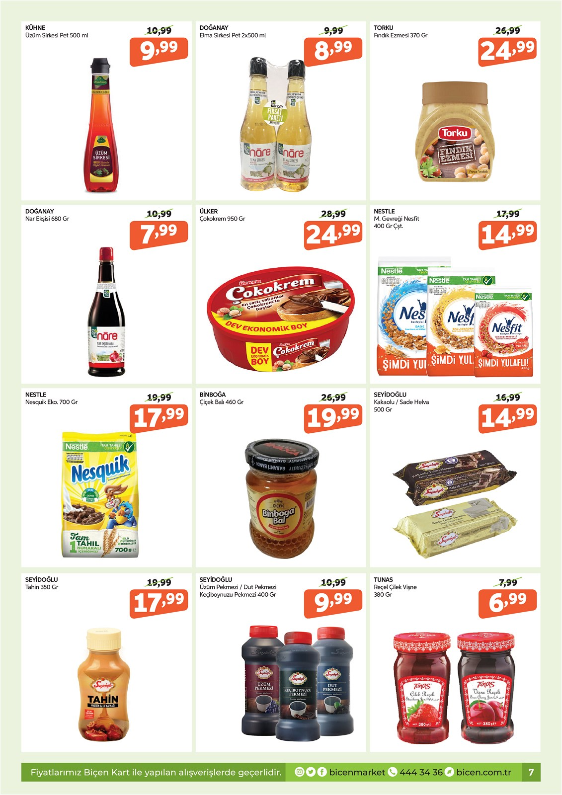 07.10.2021 Biçen Market broşürü 7. sayfa