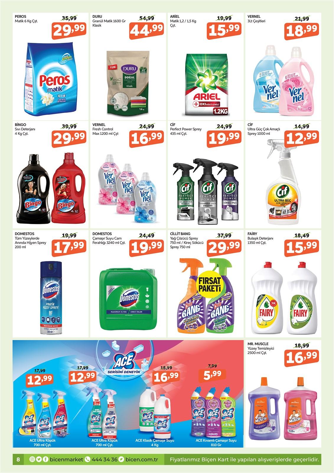 07.10.2021 Biçen Market broşürü 8. sayfa