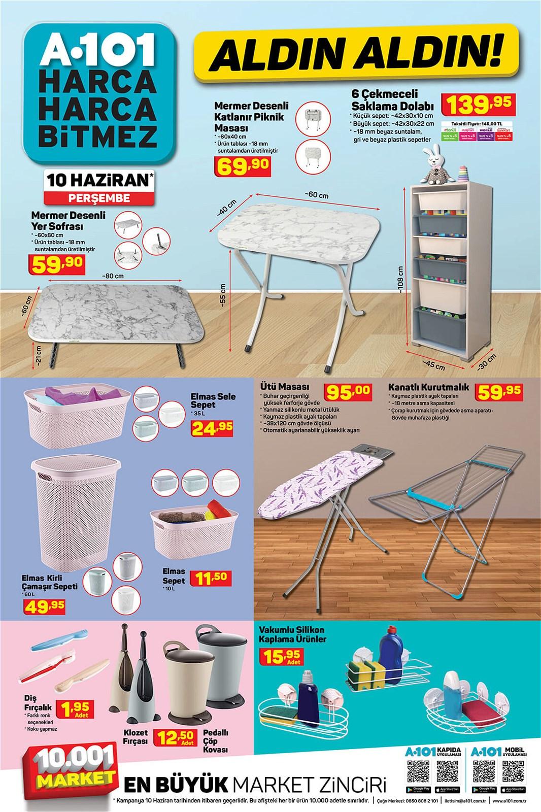 10.06.2021 A101 broşürü 6. sayfa
