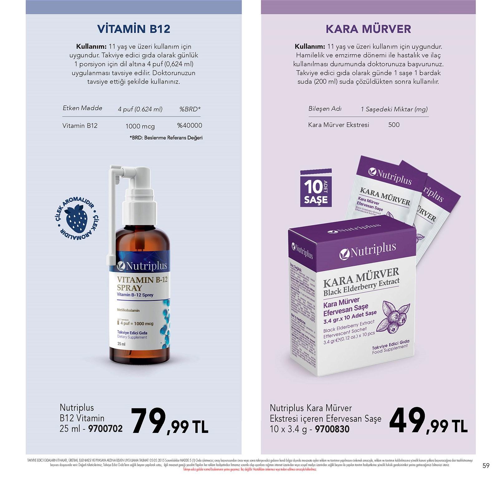 01.10.2021 Farmasi broşürü 58. sayfa