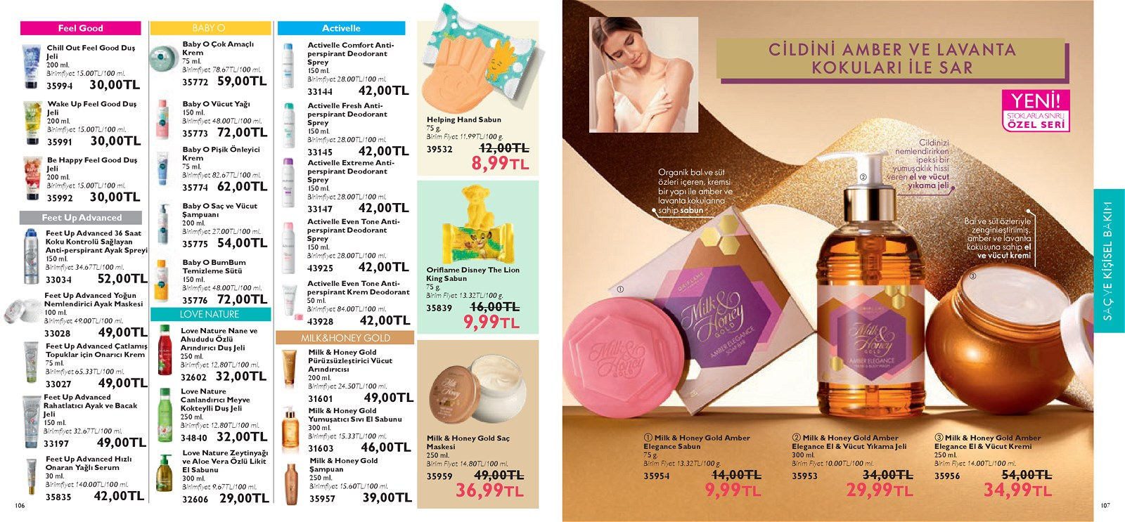 01.06.2021 Oriflame broşürü 54. sayfa