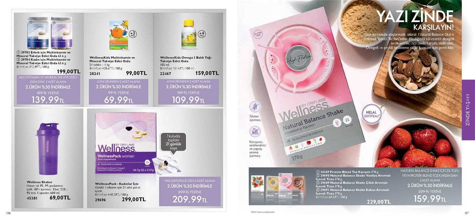 01.06.2021 Oriflame broşürü 64. sayfa