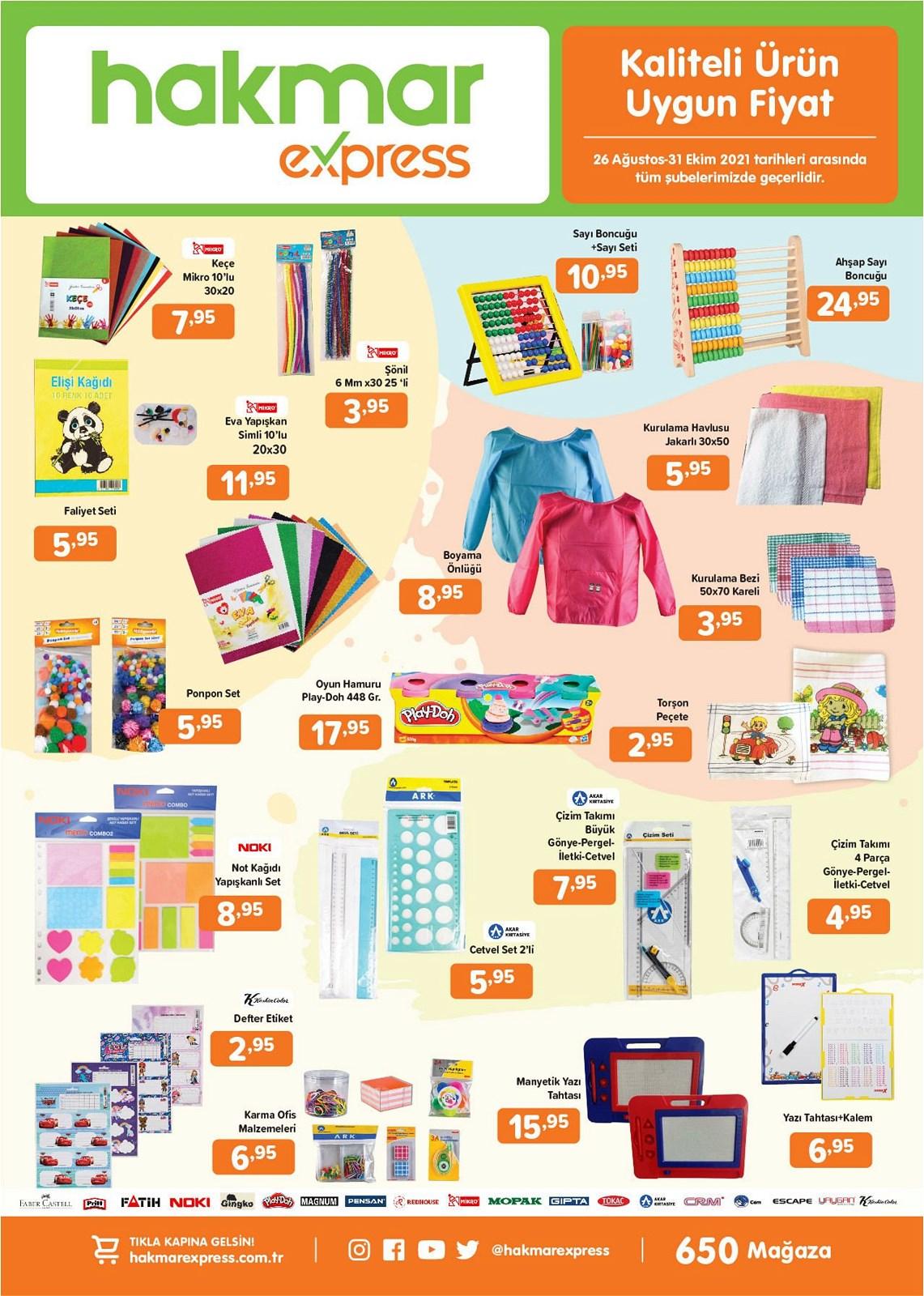 26.08.2021 Hakmar Express broşürü 8. sayfa